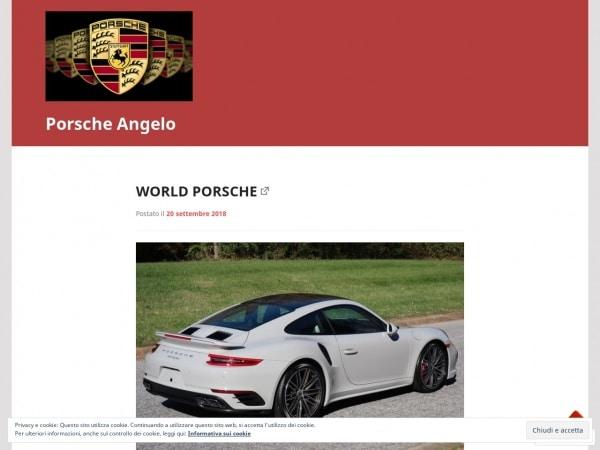 world Porsche