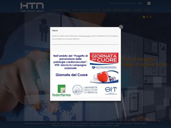Telemedicina e Servizi per Farmacie di Health Telematic Network Srl