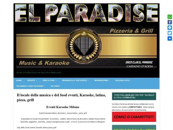 musica latino americana karaoke milano discoteca milano
