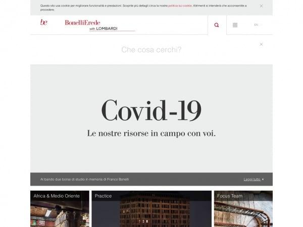 Bonelli Erede Pappalardo – Studio Legale