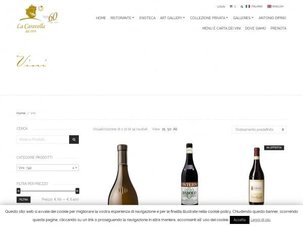 La Caravella Wines