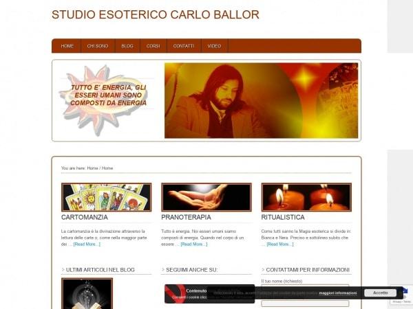 Studio Esoterico Carlo Ballor