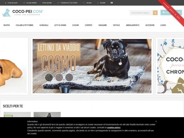 """Accessori di lusso per cani, Collari per Cani e Guinzagli fashion – COCO-PEI.COMâ""""¢"""