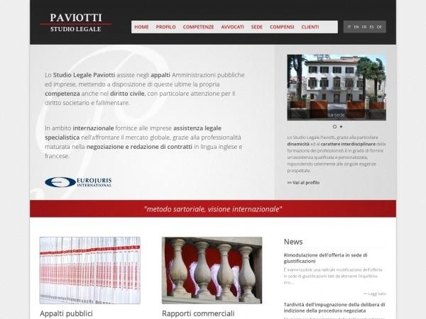 Studio Legale Udine, Paviotti Studio Legale Internazionale