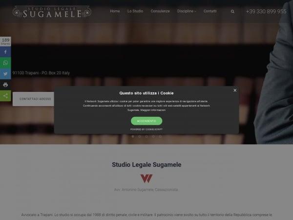 Studio Legale Sugamele – Avvocato Sugamele