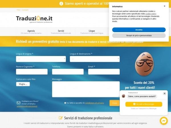 Agenzia di Traduzione – Traduzione.it