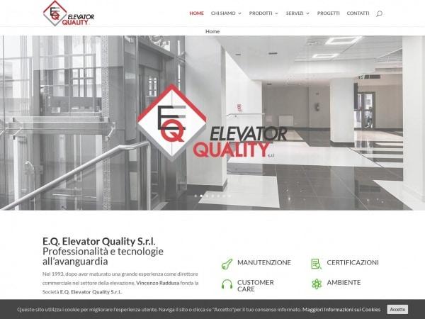E.Q. Elevator Quality S.r.l.   Ascensori ed Elevatori per disabili