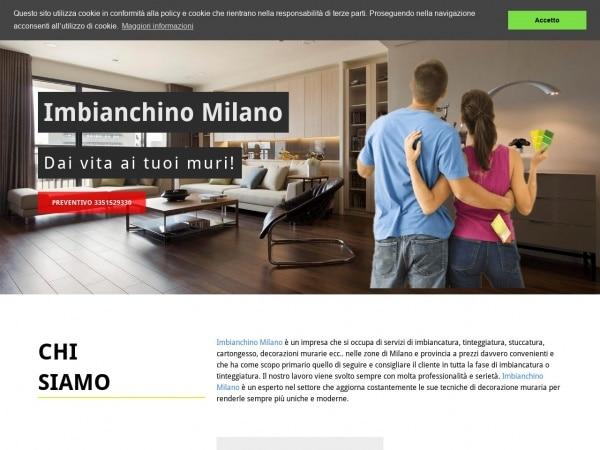 Imbianchino casa Milano