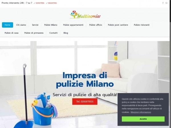 Impresa di pulizie Milano prezzi