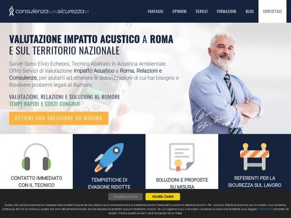 Impatto Acustico Roma