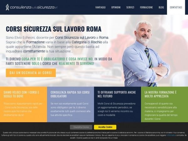 Corsi Sicurezza sul Lavoro Roma