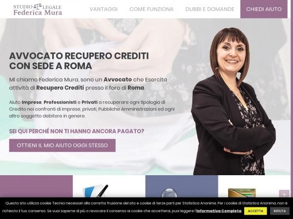 Avvocato Recupero Crediti Roma