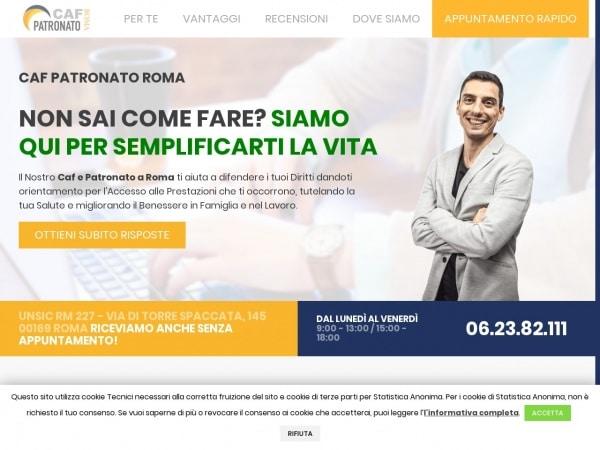 CAF Patronato Roma